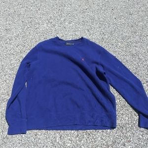 Polo sweatshirt ralph Lauren